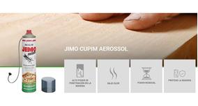 Jimo Cupim Aerosol 400 Cc Incoloro