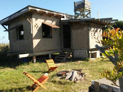 Alquiler Punta Rubia Casa De Barro 1 Dormitorio