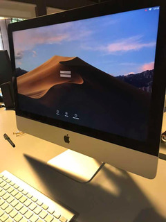 iMac Al In One, I5, 500gb Hdd, Pantalla 21.5, Impecable!!