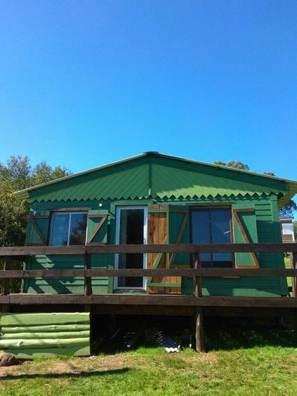 Villa Serrana .alquilo Cabaña Rustica Para 2 Personas