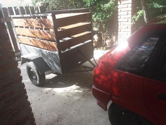 Citroen Ax Trs 14 Diesel Y Trailer U$s 4800