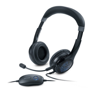 Auricular Gaming 7.1 Con Micrófono Usb Genius Hs-g450