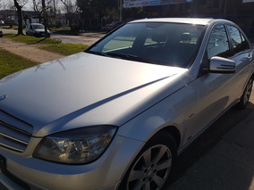 Mercedes Benz Clase C 1.8 C200 Kompressor Manual Techo 2010