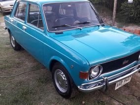 Fiat 128 L Berlina 1976 1.3 Unico Al Dia Y A Mi Nombre