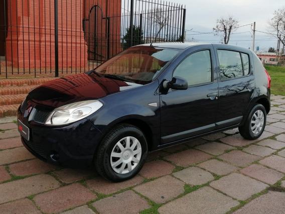 Renault Sandero 1.6 2012 Gl Motors Autos Usados Financiado
