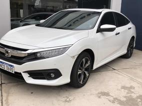 Honda Civic 1.5t Ex-t At 2018 Unico Dueño 14.800 Kmt.