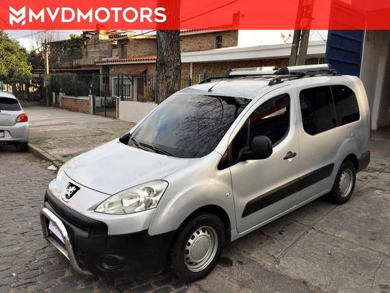 !! Peugeot Partner 8 Plazas Buen Estado Permuto Financio !!