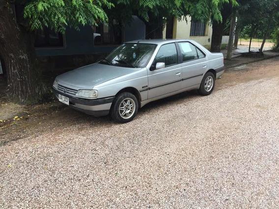 Peugeot 40-5 Style 2001