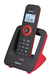 Telefono Inalambrico Con Contestador Microsonic Lcd Nnet
