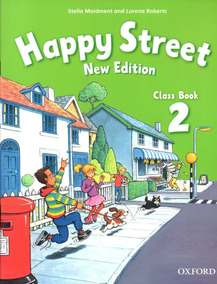 Happy Street 2 _ Class Book + Activity Book _ New Edition