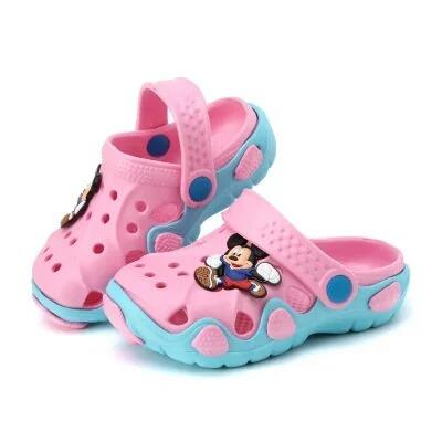 Sandalias Niños Motivo Zapatos Mickey niñas Crocs Tipo HWEYDI92