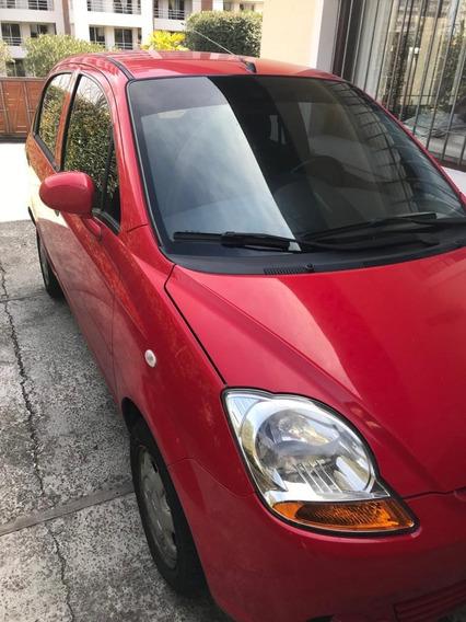 Vendo Chevrolet Sparck 1000 Cc Lt Full Unica Dueña