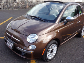 Fiat 500 1.4 Convertible Lounge Dualtronic At 2012