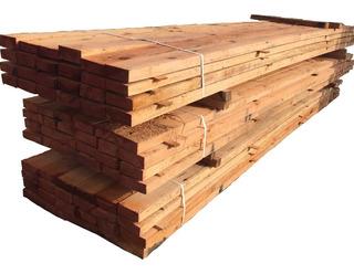 Tirante Eucaliptus 2x6x5 Madera Clavador Piso Techo