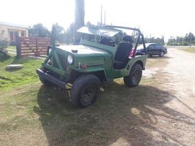 Jeep Cjb 4x4