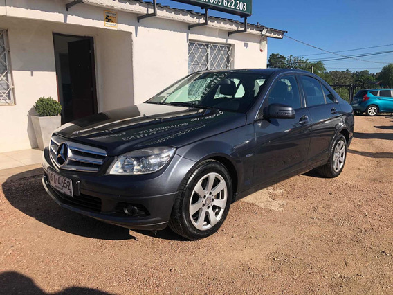 Mercedes-benz Clase C 180 Cgi Automatico