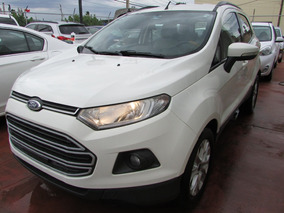 Ecosport 2.0 Se At Un Dueño Fac Original !!!!