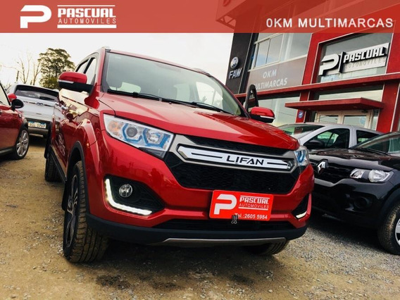 Lifan X7 Extra Full 7 Plazas 2018 Impecable! Unica
