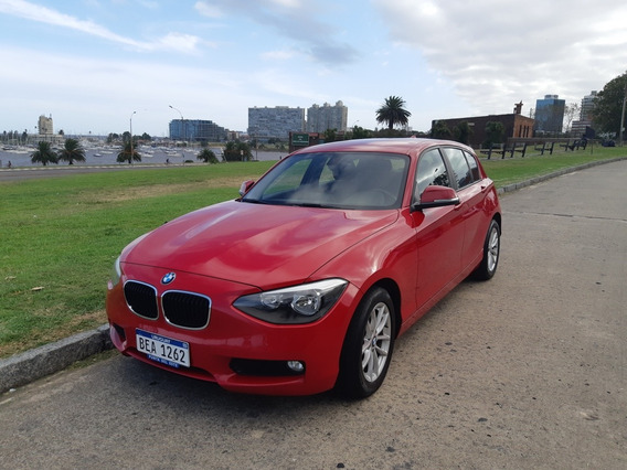 Bmw Serie 1 1.6t 114i 2014 Impecable !!