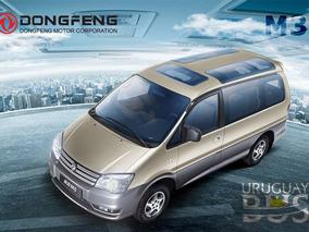 Minibus Dongfeng Lingzhi M3 7 Pasajeros 0 Km