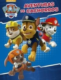 Paw Patrol Aventuras De Cachorros