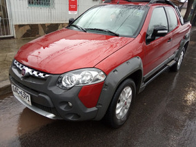 Fiat Strada 1.6 Adventure Cd Pack Top 2015