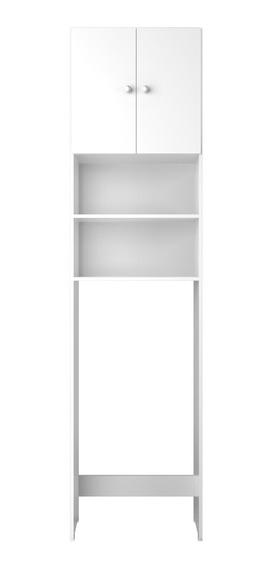 Mueble Sobre Inodoro Blanco, Cerámicas Castro