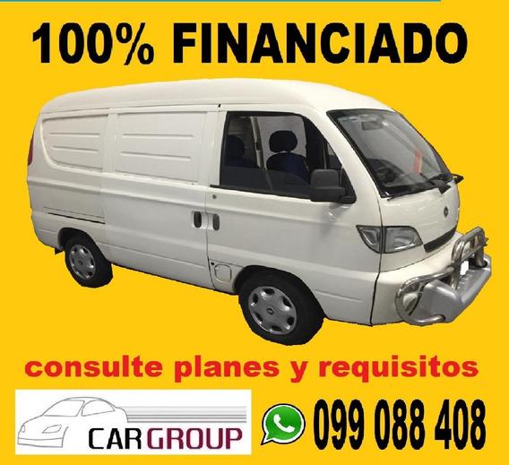 Effa Cargo Furgon 100% Financiado Sin Entrega Inicial