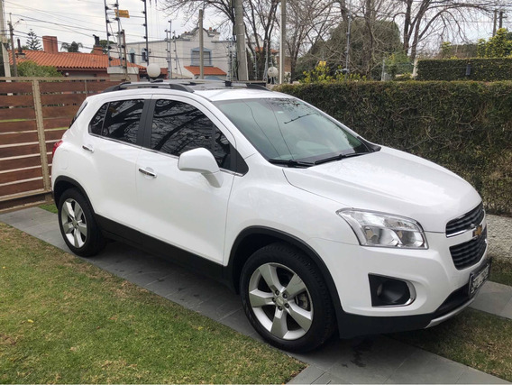 Chevrolet Tracker 1.8 Ltz Awd At 140cv 2014
