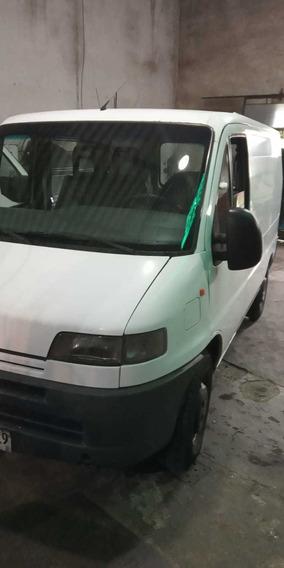 Peugeot Boxer 2500 Cc Diesel Excele Us 4500 Y Cuotas.