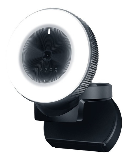 Webcam Razer Kiyo Ring Light Video 1080p 4mp Microfono