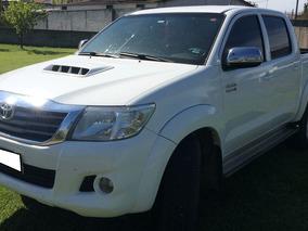 Toyota Hilux 3.0 Cd Srv 4x4 Año 2013- Automatica Plus
