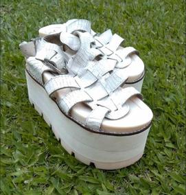 Sandalias Blancas Coki Shoes