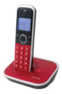 Teléfono Inalámbrico Motorola Gate 4800 Colores Azul Y Rojo