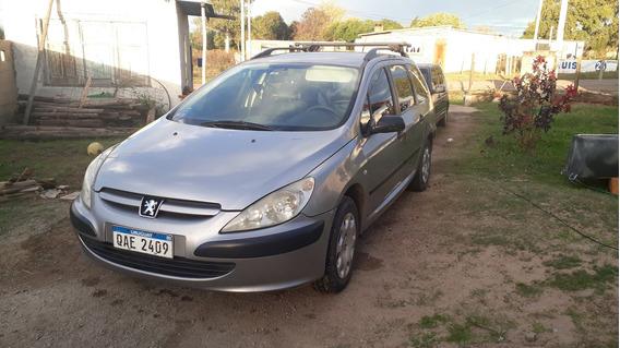 Peugeot 307 Break Muy Buen Estado Vendo O Permuto