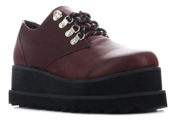 Zapato Dama Miss Carol Uga Plataforma 146.w19160023