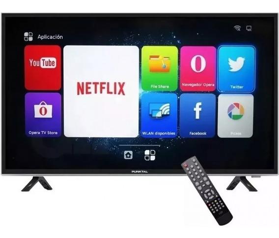 Tv Smart Punktal 32 Led Usb Hdmi You Tube Netflix Y Mas