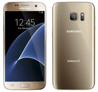 Celular Samsung S7 G930 C.g Gold Preowned - Tecnológico