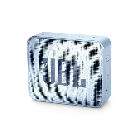 Parlante Portátil Jbl Go2 Bluetooth Icecube Cyan Zonatecno