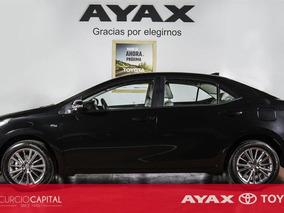 Toyota Corolla Xei Pack 2018 Negro 0km