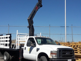 Camion Ford Super Duty 2008 Tipo Grua