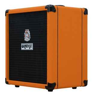 Amplificador Bajo Electrico Orange Crush Bass Cubo Bajos 25w