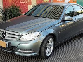 Mercedes Benz Classe C 1.8 Cgi Turbo 4p
