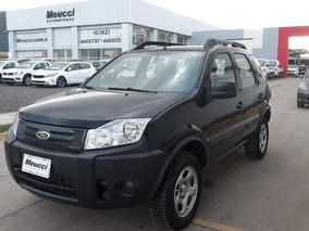 Ford Ecosport 1.6l Xls 4x2 Color Negro Año 2012