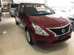 Nissan Versa 1.6 Drive T/m