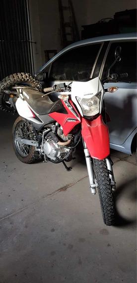 Honda Xr150l Año 2015 Perfecto Estado