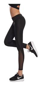 Calza Fitness Running Compresion Yoga Transparencia Tcweb