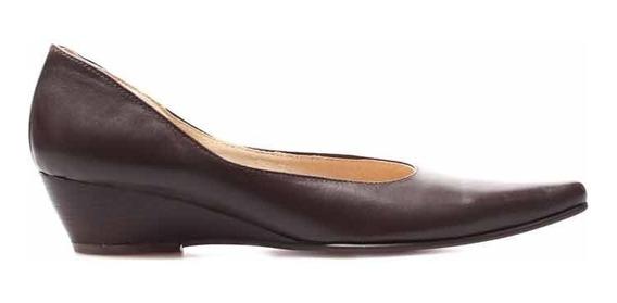 Zapato De Vestir De Cuero Marcel Calzados (cod.14599) Marrón