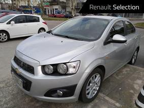 Chevrolet Sonic Ltz Sedan Cuero Y Techo 2012