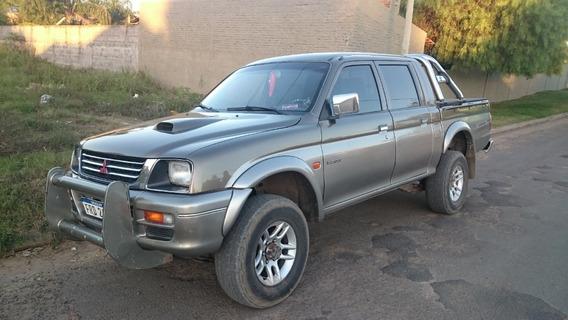Mitsubishi L200 2.5 D/cab 4x4 Turbo